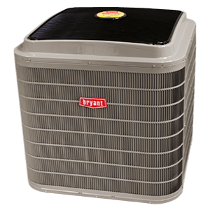Bryant 180B Evolution Series air conditioner.
