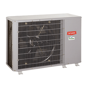 Bryant 538A Preferred Series compact air conditioner.