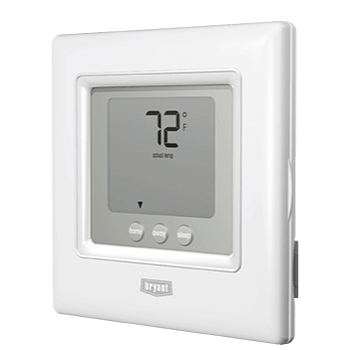 Bryant T@-NAC01-A Legacy™ Non Programmable Thermostat