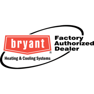 Bryant Factory Authorized Dealer badge for Enviro Heating & Air Conditioning HVAC Service in Santa Rosa, Petaluma, & Rohnert Park, CA.