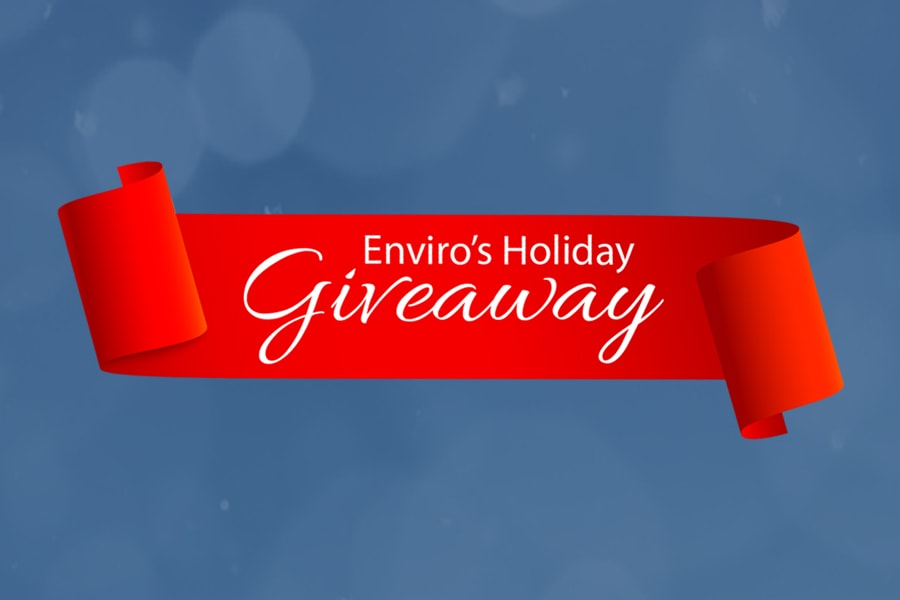 Enviro's holiday contest image